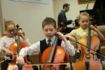 Подготовка к конкурсу ансамблевой и оркестровой музыки