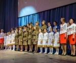 Отчетный концерт посвященный 70-летию Победы в ВОВ